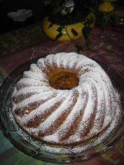 le Kougelhopf traditionnel - un gâteau de levière frais (photo: suivez lien)