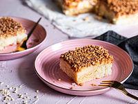 Mandel-Vanille-Kuchen
