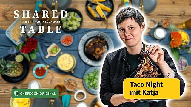 Taco Night mit Katja