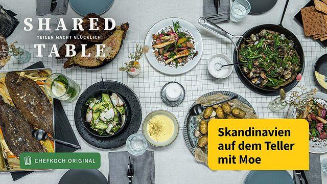 Skandinavien auf dem Teller