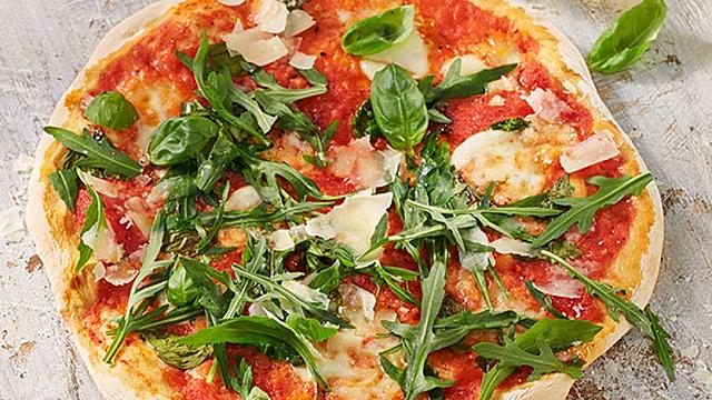 Pizza-Rezepte für Kochspaß mit der ganzen Familie