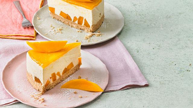 Wir verlängern den Sommer mit tropischen Kuchen und Torten