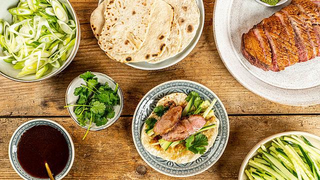 Pekingente: Familienessen für besondere Anlässe