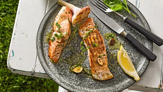 Lecker-leichte Fischgerichte vom Grill