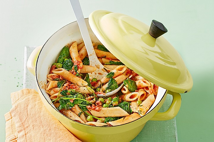 Rezepte für One-Pot-Pasta