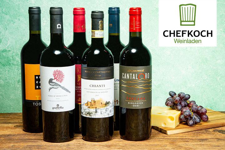 Weinpakete zum Vorteilspreis