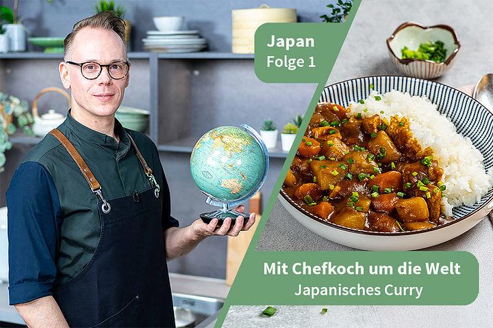 Mit Chefkoch um die Welt