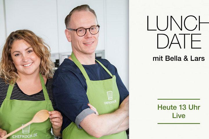 Wir kochen mit Minister Gerd Müller