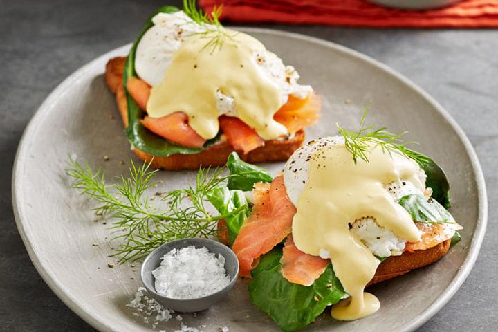 Die Welt zum Frühstück