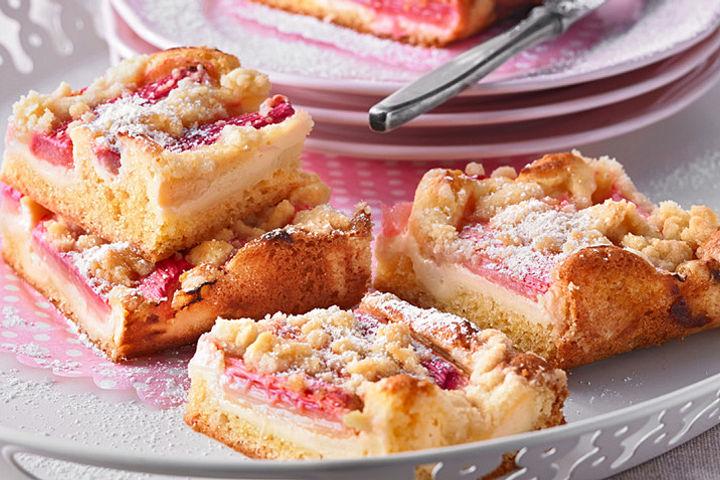 Die besten Rhabarberkuchen