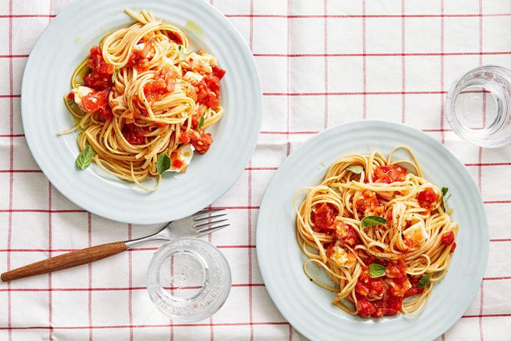 50 abwechslungsreiche Pasta-Saucen