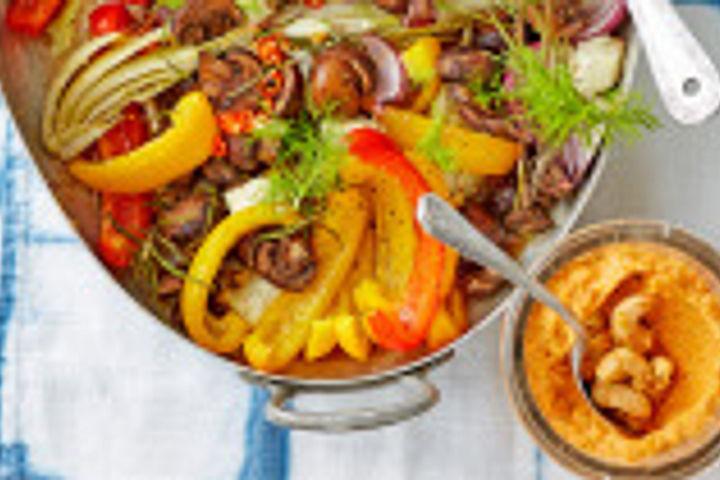 Gesund kochen und essen
