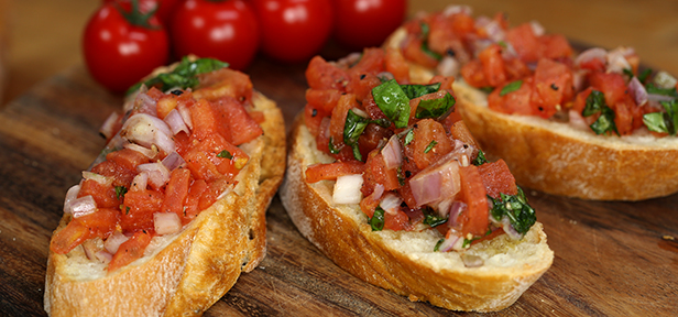 Bruschetta italiana: traditionelle Antipasti | Chefkoch.de Video
