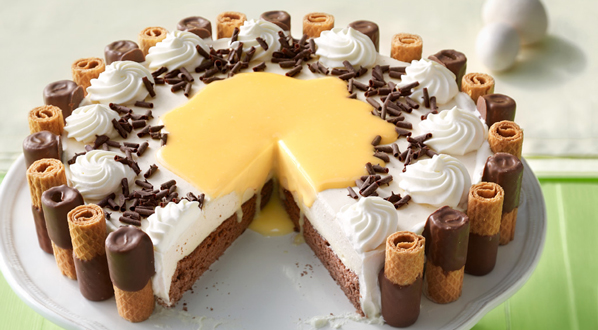 Kuchen zum osterfest