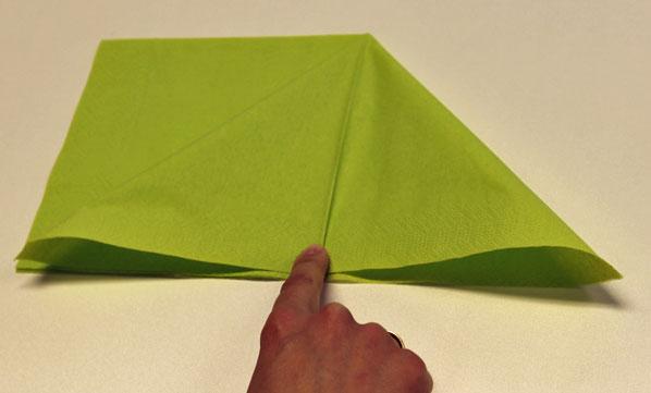 servietten falten effektvolle tischdeko von schnell bis