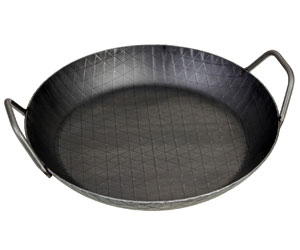 Edelstahl Grillpfanne Für Gasgrill : Welche pfanne für welches gericht chefkoch