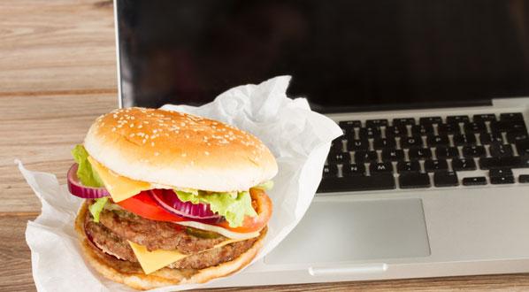 Mittagspause Snack Co Gesunde Ernährung Am Arbeitsplatz