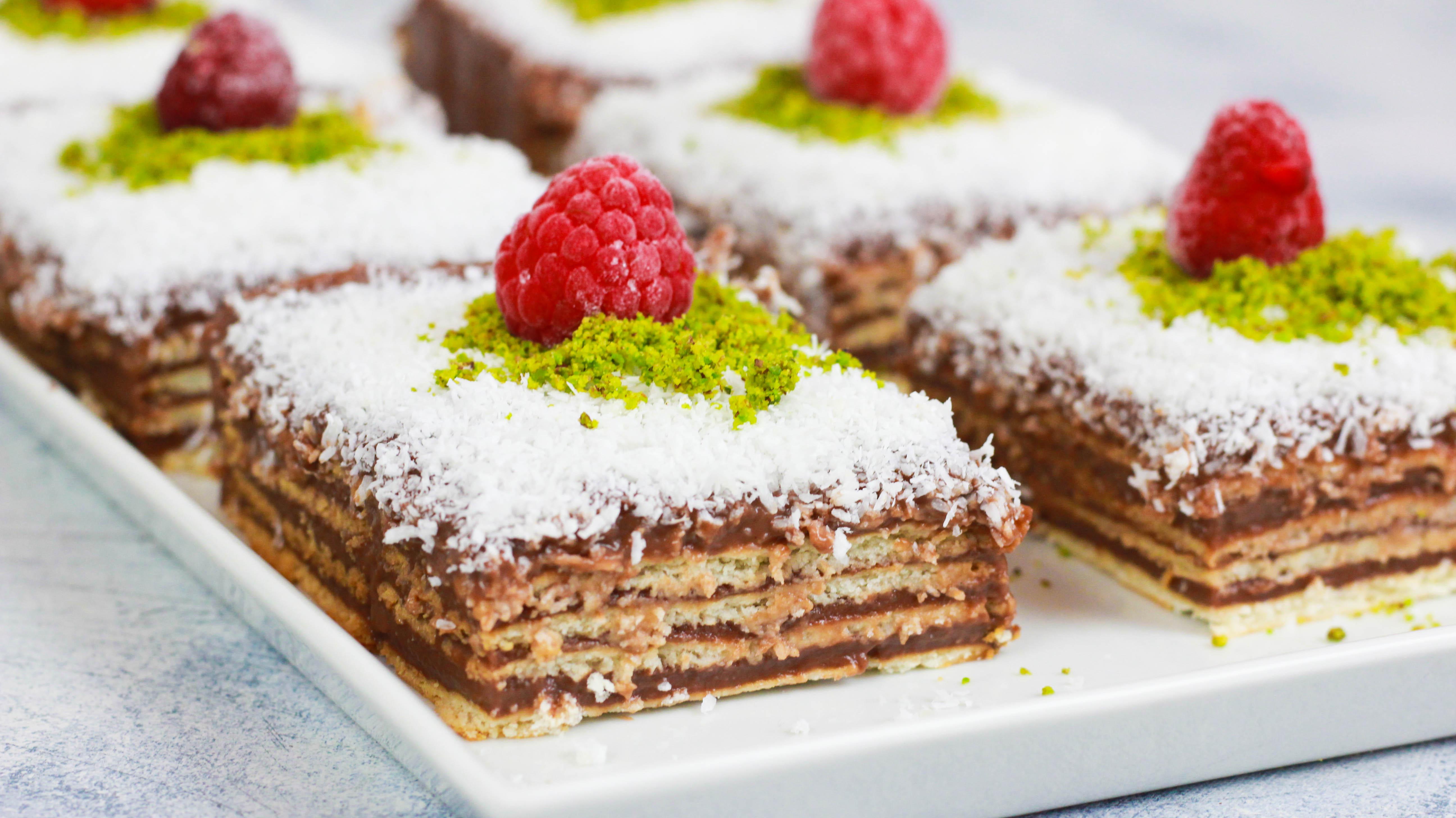 Kuchen Bilder butterkeks pudding kuchen chefkoch de