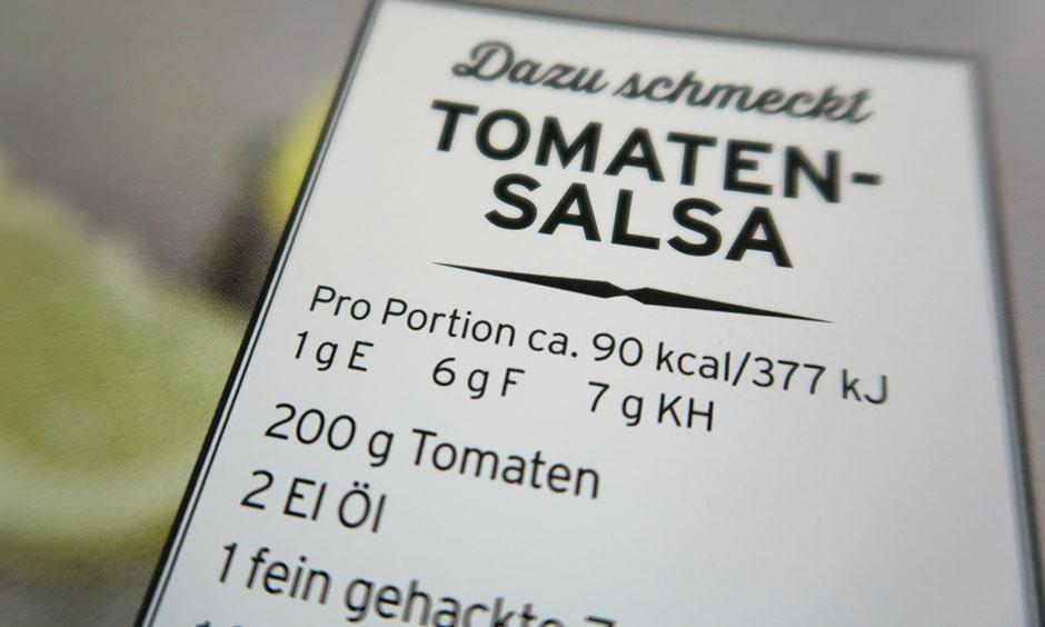 Das ultimative Burgergrillbuch Beispielseite