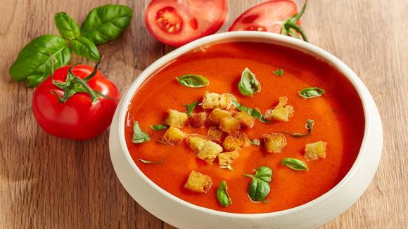 Der Klassiker im Suppentopf – aus geschmackvollen Tomaten