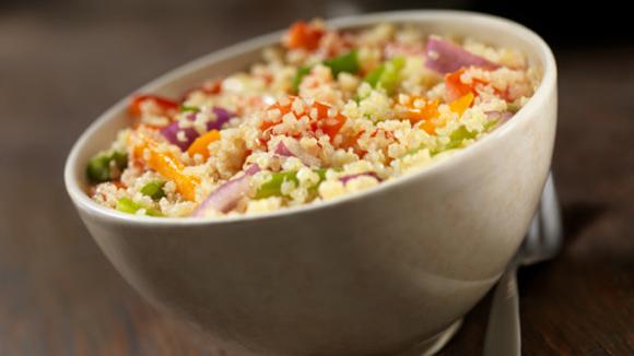 Salate können so köstlich und sättigend sein!