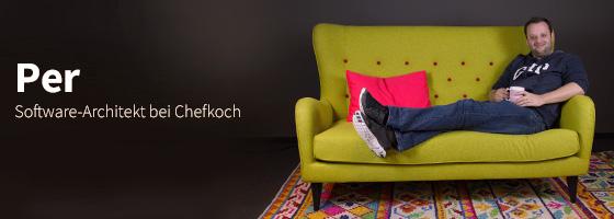 Die Köpfe hinter Chefkoch.de – Software Architekt