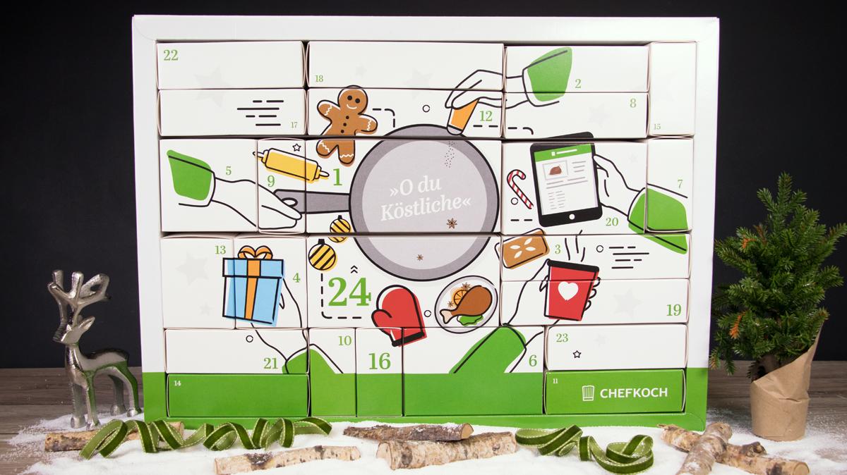 Kulinarischer Adventskalender Von Chefkoch Chefkoch De