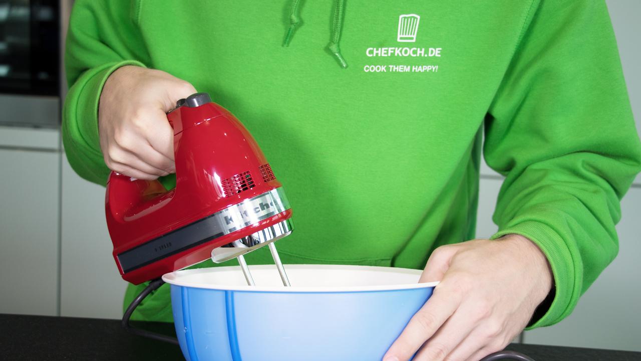 Der Handmixer von KitchenAid im Praxistest