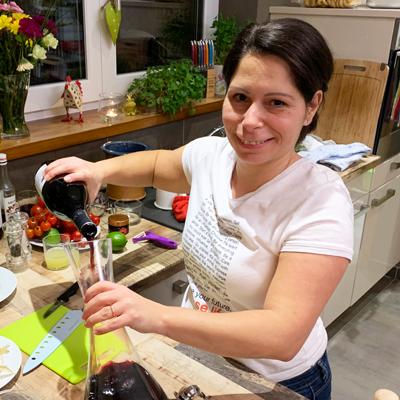 Das perfekte Dinner Nahe Sandra Rezepte