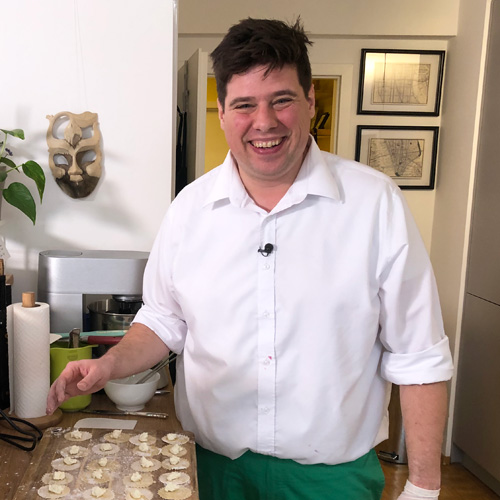 Das perfekte Dinner Rezepte von Simon aus Wien