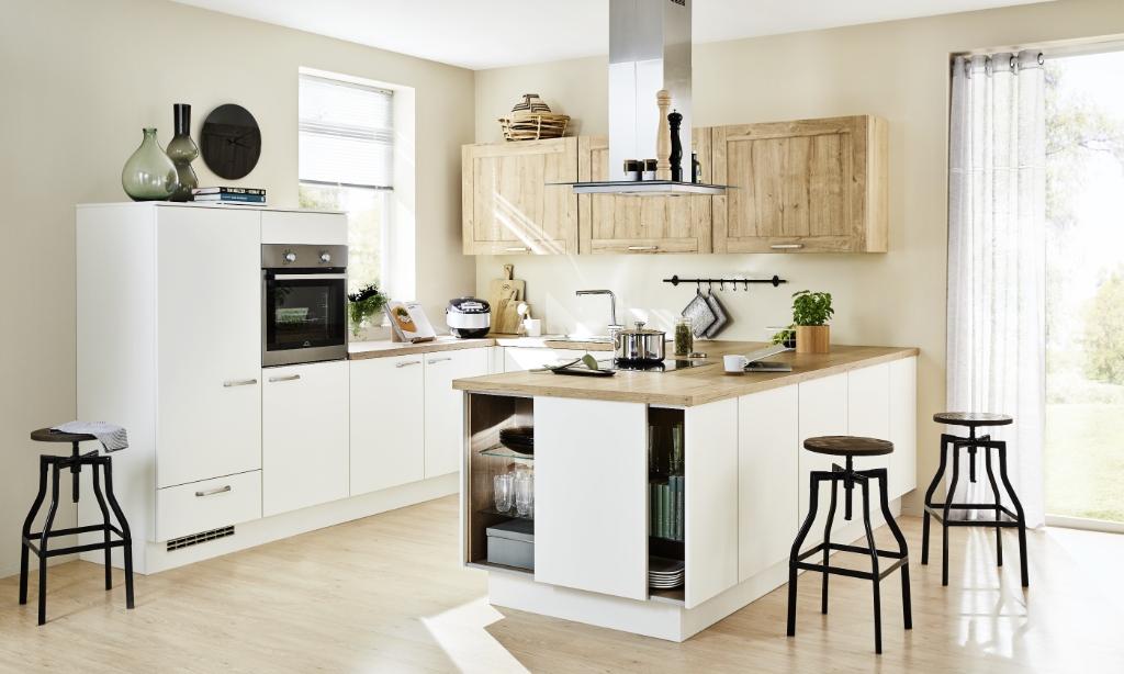 Die Familienküche KA 33.150/ 37.170 von Küche Aktiv