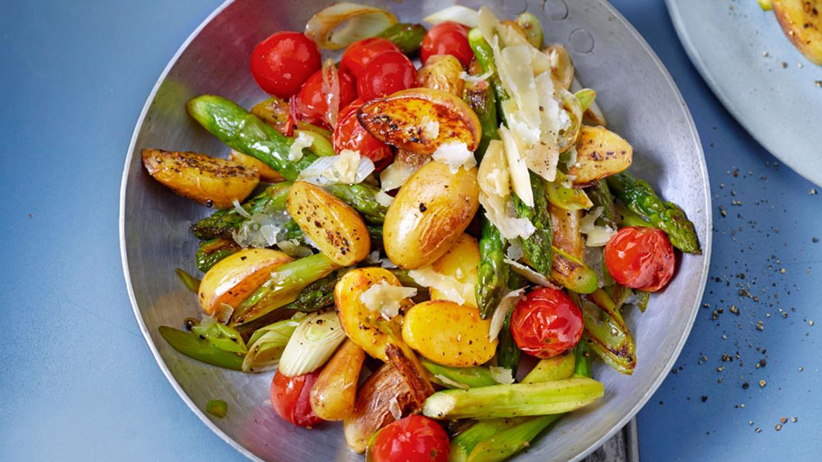 Gemüsepfannen – gesund & lecker!