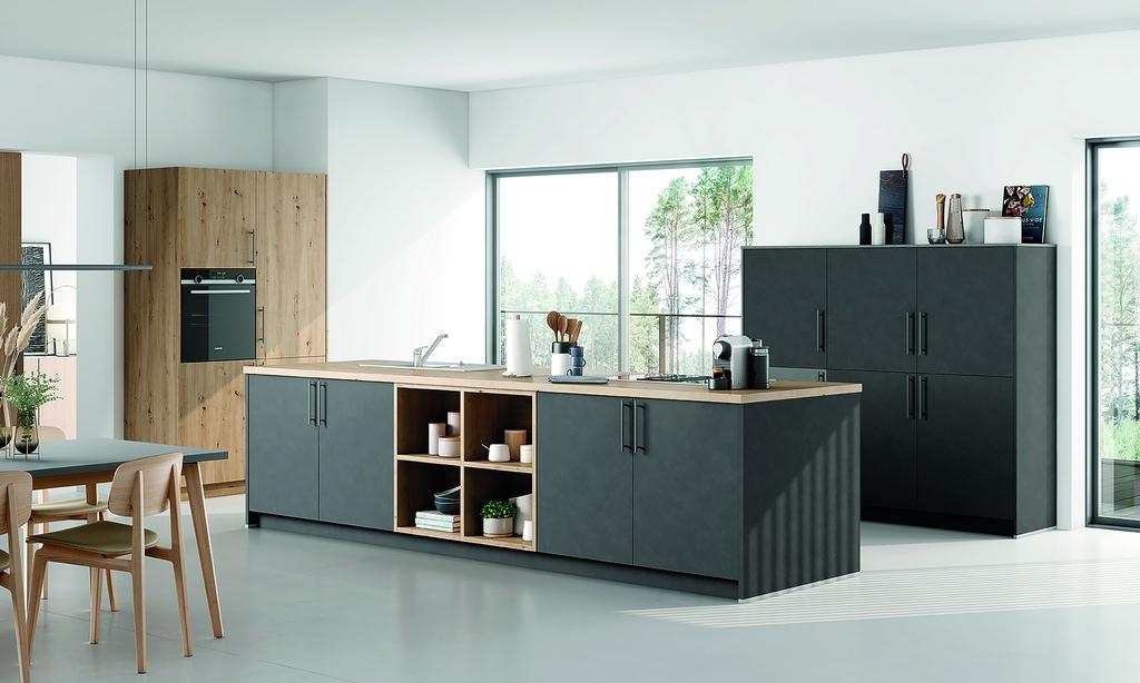 Die Küchenkombination KA 52.210 von Küche Aktiv