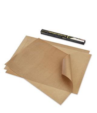 Dauerbackpapier spülmaschinenfest