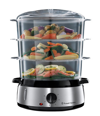 Russell Hobbs Dampfgarer Cook@Home
