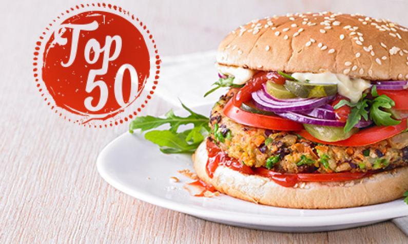 Top-Liste: Leckere vegane Hauptgerichte