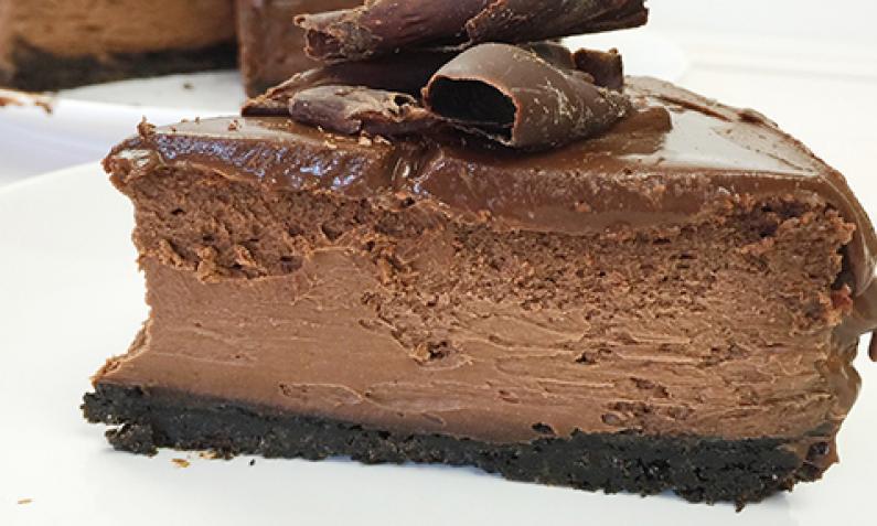 Chocolate-Cheesecake mit Oreo-Boden   Chefkoch.de Video