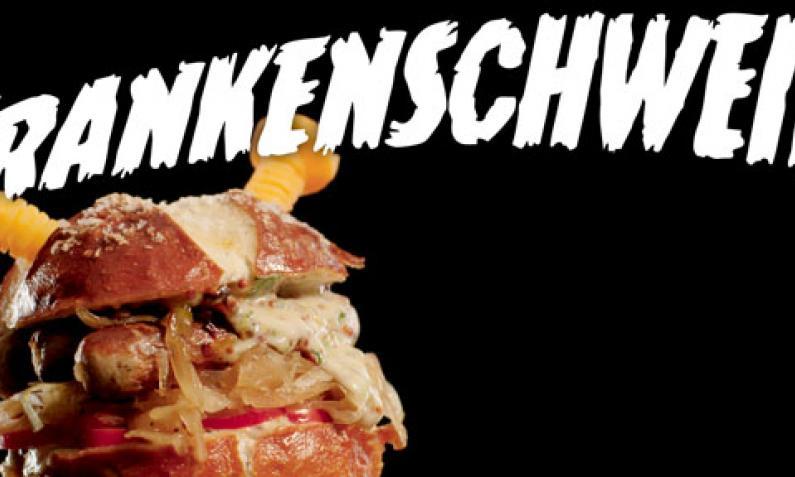 Frankenschwein: filmreife Burger-Kreation   Chefkoch.de