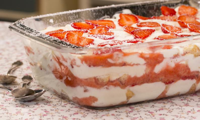 Sommerküche Chefkoch : Erdbeer tiramisu chefkoch video