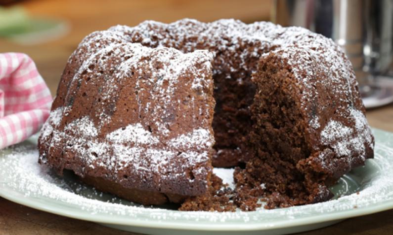 Veganer Schoko Nuss Kuchen Mit Kokos Saftig Und Einfach Chefkoch