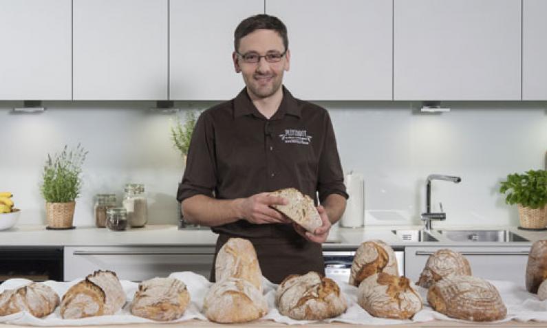 Lutz Geißler von ploetzblog.de erklärt, was ein gutes Brot ausmacht