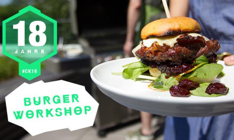 Chefkoch-Events   Chefkoch Burger-Workshop-Party zum 18. Geburtstag   Chefkoch.de