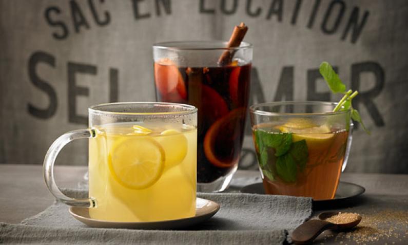 Punsch & Co: Heiße Getränke