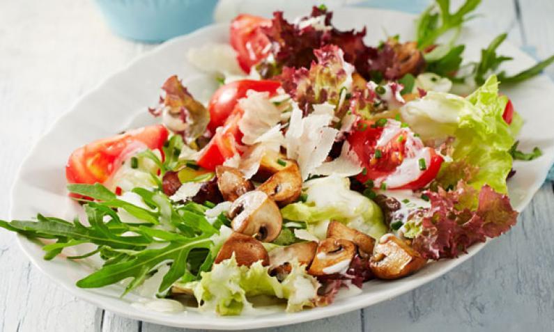 Salat Zum Grillen Und Andere Leichte Sommersalate Chefkochde