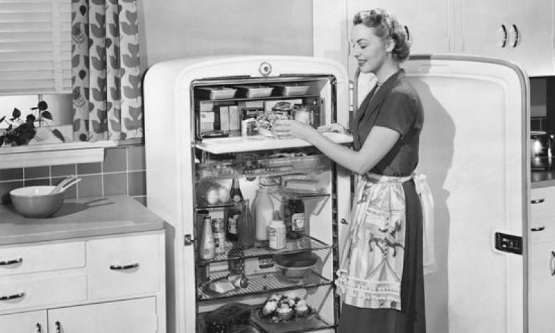 Aeg Kühlschrank Friert Ein : Richtige kühlschranksortierung den kühlschrank sinnvoll