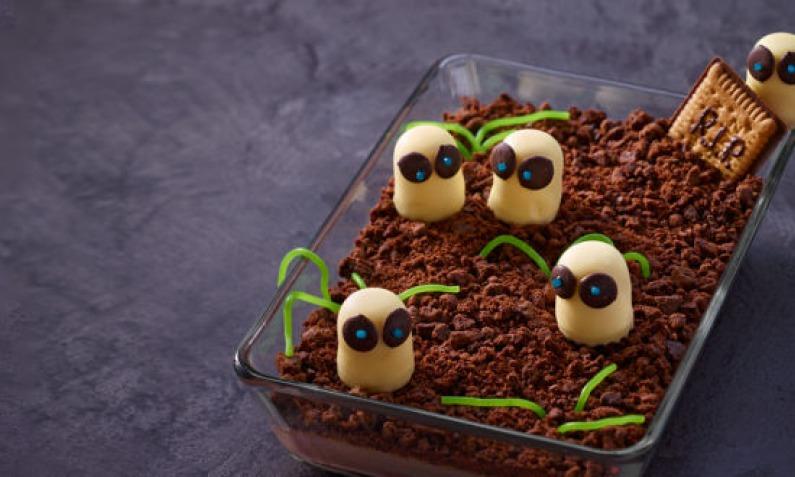 Halloweenrezepte für die gruseligste Halloween-Party
