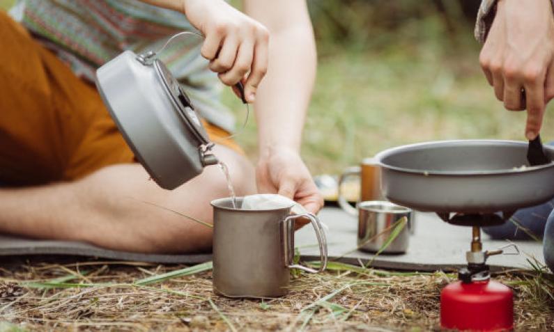 Outdoor Küche Camping Rezepte : Outdoor rezepte leckere gerichte für camping und trekking