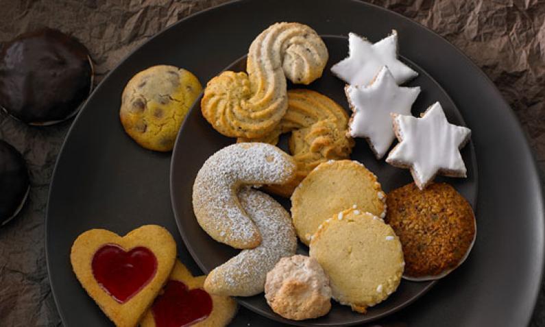 Weihnachtsplätzchen Klassische Rezepte.Plätzchen Beliebte Rezepte Für Den Plätzchenteller Chefkoch De