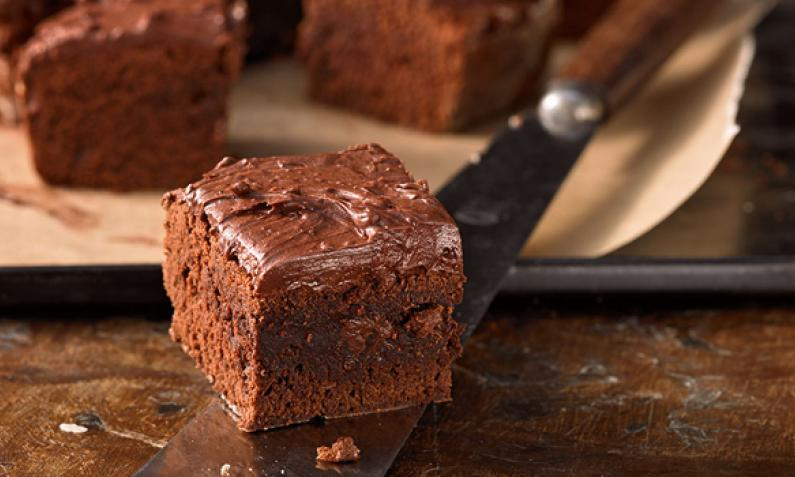 Cinnamon Brownies