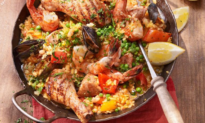 Paella - die besten Tipps für die perfekte Paella | Chefkoch.de